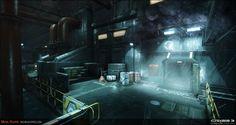 ArtStation - Crysis 3 - Post Human - Environment Art, Michel Kooper