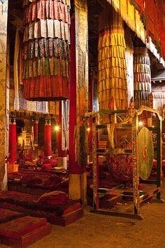 Pelkor Chode Monastery, Gyantze, Tibet