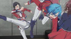 B-Project Anime, screenshot by @kga152