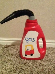 """Fun """"gas can!"""" - Lauri - check this out"""