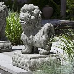 Garden Design For The Dogs Foo Dog