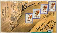 Необычные почтовые конверты - Часть 2 - Barmoska's Lair