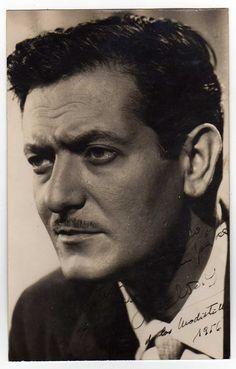 Alberto Closas. Actor. (1921-1994)