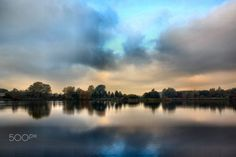 On the lake by Corina Ene