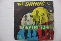 S.Azim Tjan & The Sands Malay Psych Garage  Singapore 1960's EP