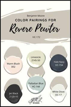 The Three Best No-Fail Paint Colors and Where to Use Them Interior Paint Colors, Paint Colors For Home, Spa Paint Colors, Popular Paint Colors, House Paint Interior, Farmhouse Paint Colors, Interior Design, Wall Colors, House Colors