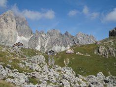 Rifugio alpino Roda di Vael - Latemar - Trentino http://lefotodiluisella.blogspot.it/