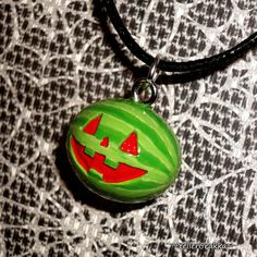If youre not quite ready to let go of the Halloween festivities yet, try celebrating Summerween instead with a Jack-o-Lantern Necklace just like the