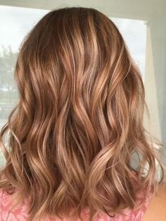 Caramel Hair Caramel Highlights Ideas Hair Color #caramelhair