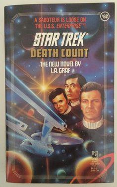 Star Trek: Death Count -- L.A. Graf