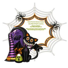 Our members made some spooky & fun cluster frames to share with you. We hope you like them. Please leave some love if you download. ...