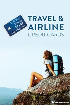 Check out CreditCards.com's list of the latest travel credit card offers, including bonus offers. Whether it's flights, nights or points, they've made it easy to compare. Check out all the options at creditcards.com today.