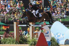 Ben Maher at Rio 2016
