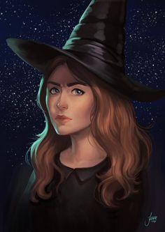 Sketch of Tiffany by JuneJenssen on DeviantArt