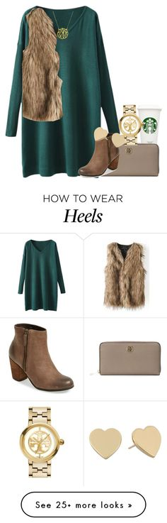 """head over heels"" by econgdon on Polyvore featuring Tory Burch, BP. and Kate Spade"