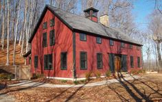 Post and Beam Homes by Yankee Barn Homes: barn homes, farmhouses, cottages.