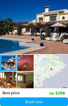 La Madrugada (Benissa, Spain) – Book this hotel at the cheapest price on sefibo.