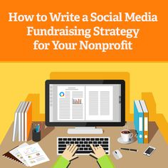 The act of writing a comprehensive social media fundraising strategy is an essential first step in being… Fundraising Activities, Nonprofit Fundraising, Fundraisers, Fundraising Events, Grant Writing, Social Entrepreneurship, Create Awareness, Social Media Marketing, Digital Marketing