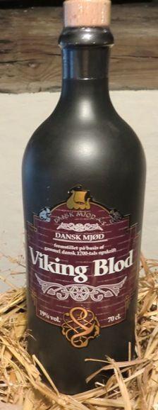 Mjød Vikinge blod - Vikingefester   nisse-shop.dk