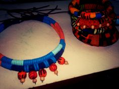 The Makeda 2 Necklace and my growing bangle stack