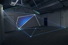 Light & Space: Installations by Carlo Bernardini | Inspiration Grid | Design Inspiration