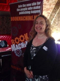 BookMachine London with Sam Missingham of HarperCollins Publishers