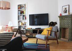 Un appartement parisien qui gagne en espace et en lumière, Paris, Studio Mariekke - décorateur d'intérieur