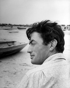 gregory peck black and white