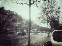 My Paris ... Yesterday