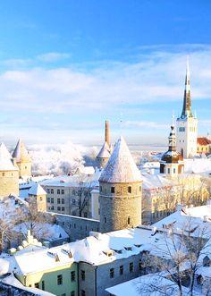 Day Trip to Tallinn, Estonia: A Short Cruise Away from Helsinki