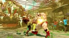 WATCH / Street Fighter V will be released in February 2016. Click image to watch the trailer. Will YOU be playing?