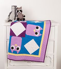 Whoo Are You Pattern Download Free Quilting Pattern