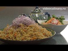 Постный плов: как приготовить вкусное блюдо без мяса