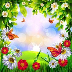 drawings i like Frame Border Design, Page Borders Design, Photo Frame Design, Framed Wallpaper, Flower Wallpaper, Nature Wallpaper, Flower Backgrounds, Wallpaper Backgrounds, Flower Frame