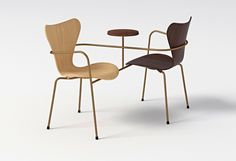 neri&hu series 7 chair