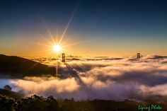 Sunrise @ GGB by Liping Yu on 500px