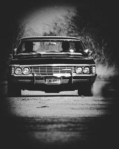 Chevrolet Impala 1967, Batman, Supernatural Fandom, Cars And Motorcycles, Dream Cars, Old School, Vroom Vroom, Winchester, Fun