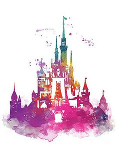 Magic Kingdom by Artsaren Art