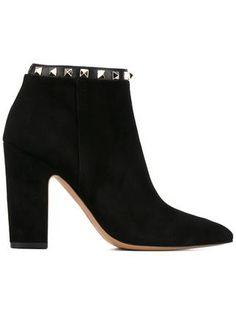 Valentino Valentino Garavani Rockstud ankle boots