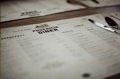 The Phoenicia Diner menu makeover. Looks terrific!
