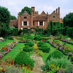 Lou accompanies Will to a wedding, which was shot at Chenies Manor House in Buckinghamshire. The historic property dates from the century and includes a Tudor brick house, a church built in the late and early centuries, and spectacular gardens. Belton House, Harewood House, Little Dorrit, English Countryside, English Manor, Mansions Homes, Architecture Old, Exotic Plants, Houses