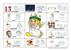 Mariaslekrum - Pratkartor. Learn Swedish, Swedish Language, Baby Barn, Mini Craft, Sign Language, Autism, Kindergarten, Preschool, Diy Crafts