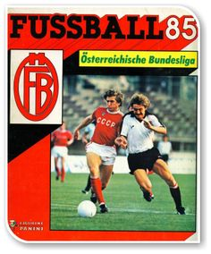 Fussball Osterreichische Bundesliga 1984-1985 1984, Baseball Cards, Austria, Album, Trading Cards, Magick, Fitness Wear, Football Soccer, Card Book