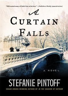 A Curtain Falls (Simon Ziele Series #2)  All the resources at Mulvaney's disposal, a particularly puzzling crime compels him to look for someone he can trust absolutely. When a chorus girl is found dead on a Broadway stage dressed in the leading lady's costume, there are no signs of violence, no cuts, no bruises—no marks at all. It would make her the second girl to turn up dead in such a manner in the last few weeks. The news of a possible serial killer is disastrous to the citizens of New…
