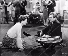 photo Bette Davis Claude Rains film Now Voyager 671-31