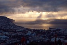 Funchal, tha capital city of Madeira island.#Repin By:Pinterest++ for iPad#