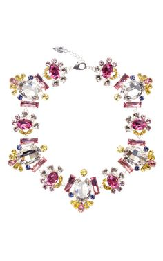 Curated Collection: Garden Party Spring/Summer 2014 Trunkshow Bagatelle Necklace on Moda Operandi
