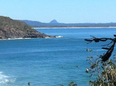 Granite Bay Noosa Heads National Park, looking onto north shore - can't believe we live here!