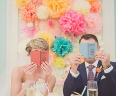 The key to a standout wedding celebration? It's the little things that count.