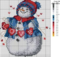 http://make-handmade.com/wp-content/uploads/2011/12/christmas-tree-ornament-crafts-snowman-cross-stitch-kits-make-handmade-876a1473d65da.jpg...